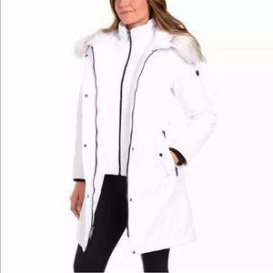 NEW 1 Madison Expedition Parka Coat Hooded Jacket